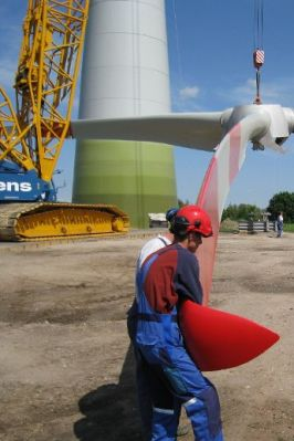 Our most famous wind project